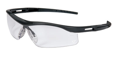 ORR XP310 Safety Glasses - Gun Metal Frame - Clear